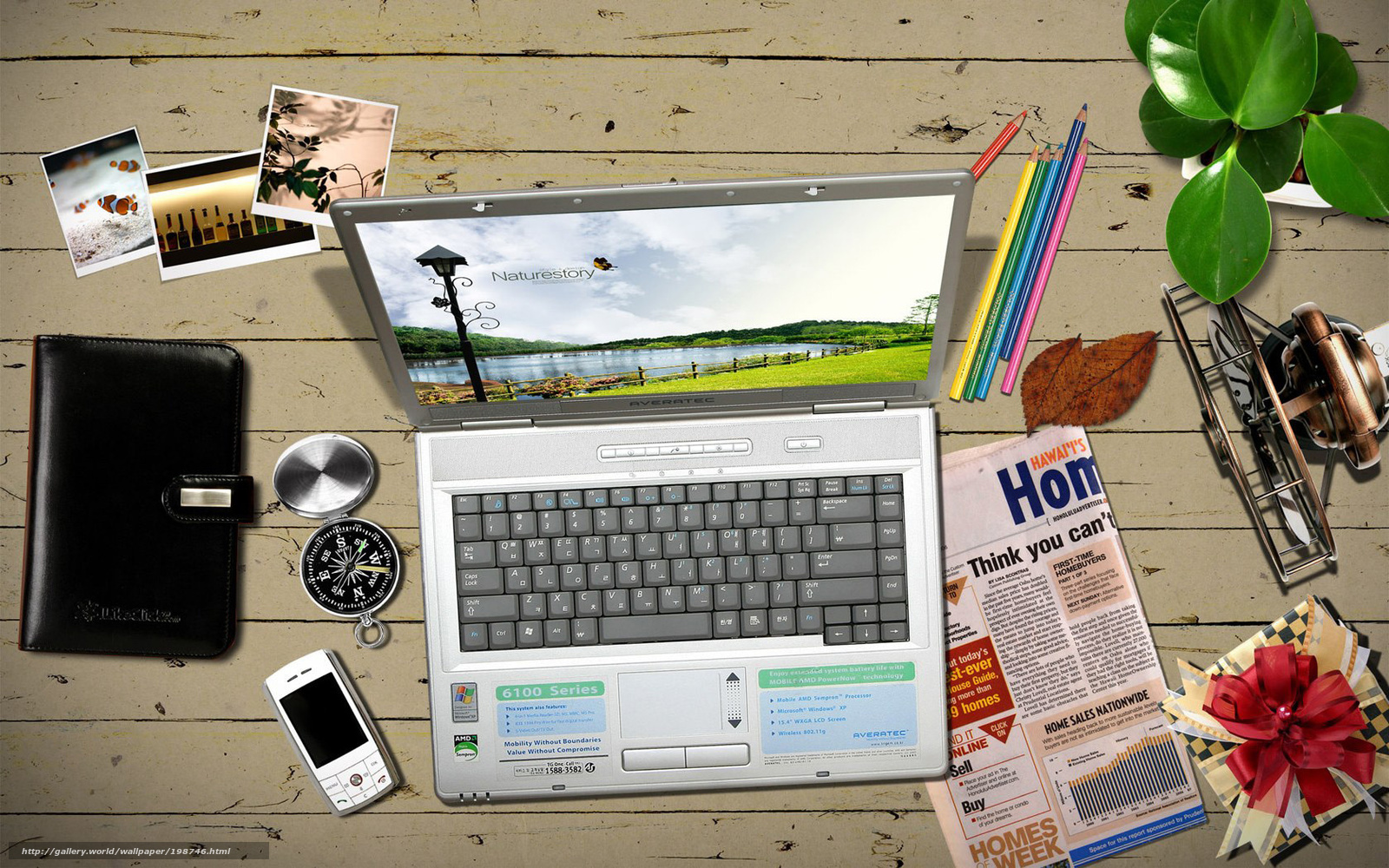 картинки для рабочего стола ноутбука: