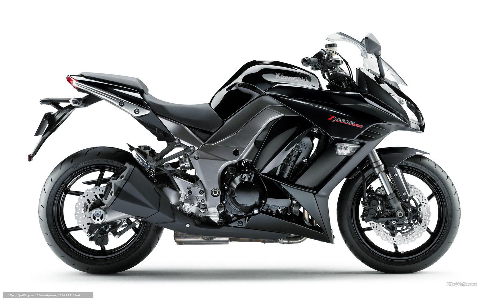 Baixar Wallpaper Kawasaki, Ninja, Z1000SX, Z1000SX 2011 ...