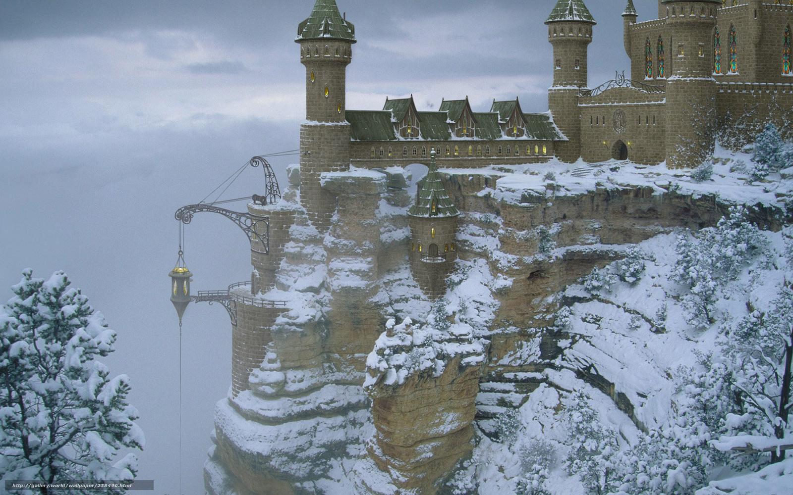 Hogwarts Castle Desktop Wallpaper The Original File is Available