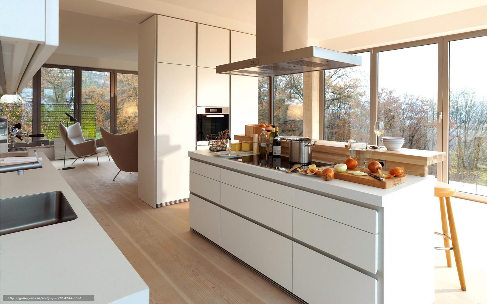 Baixar Wallpaper cozinha janela luz humor primavera Papis de parede  #9E682D 1600 1000