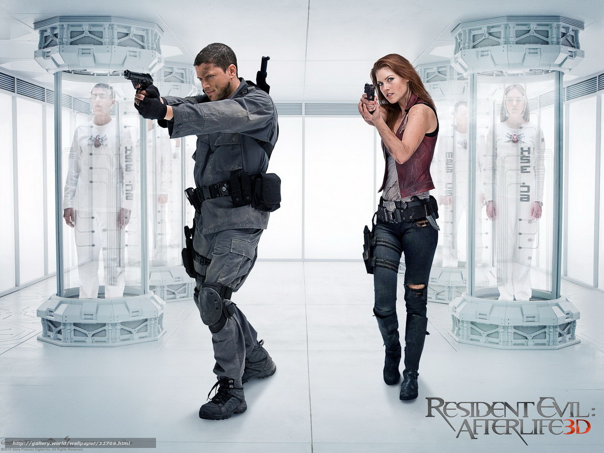 Baixar Wallpaper Resident Evil 4: Afterlife 3D,  Resident Evil: Afterlife,  filme,  filme Papis de parede grtis na resoluo 1600x1200 — quadro №32709