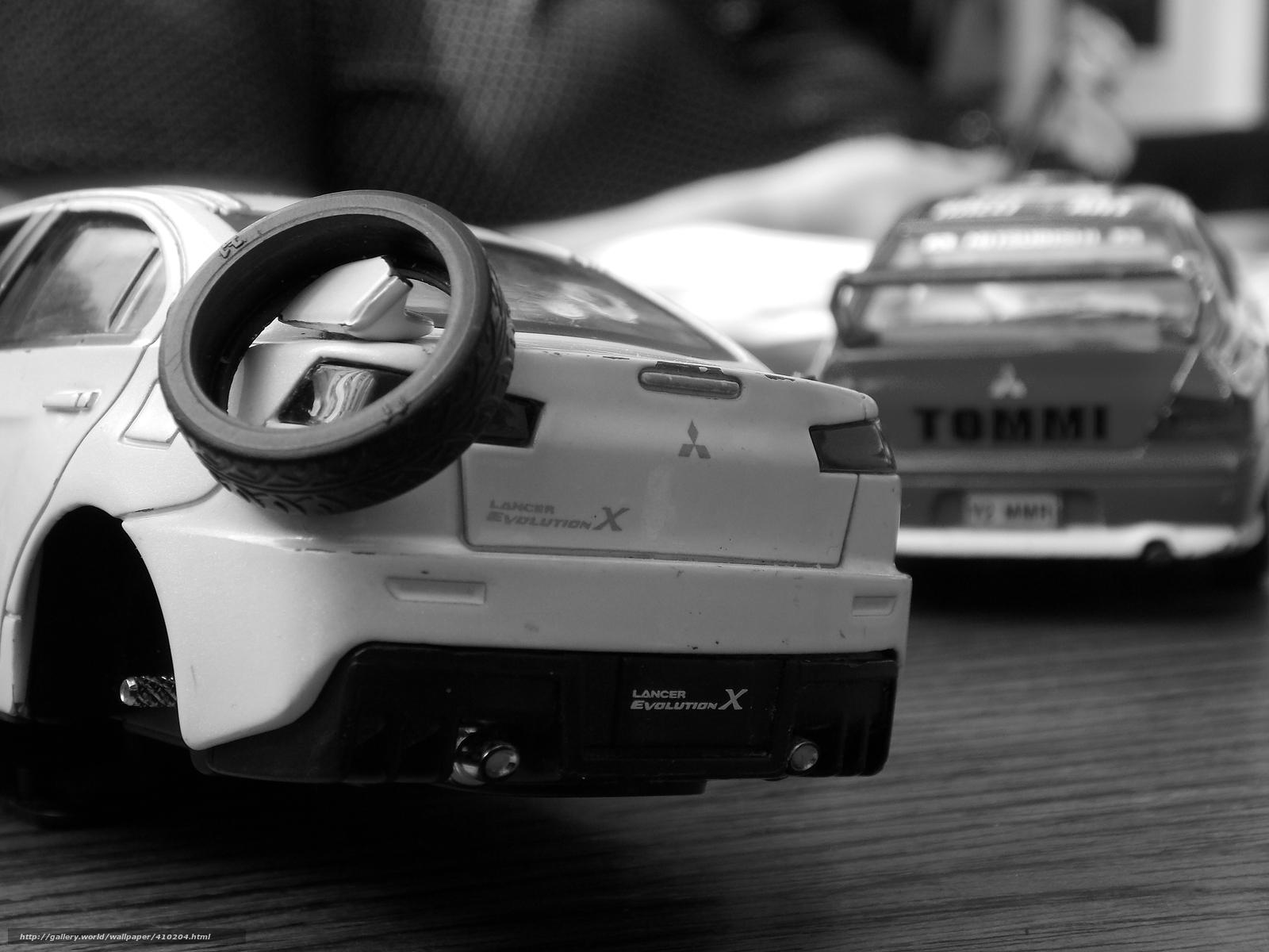 Mitsubishi Lancer Evolution X Sfondi