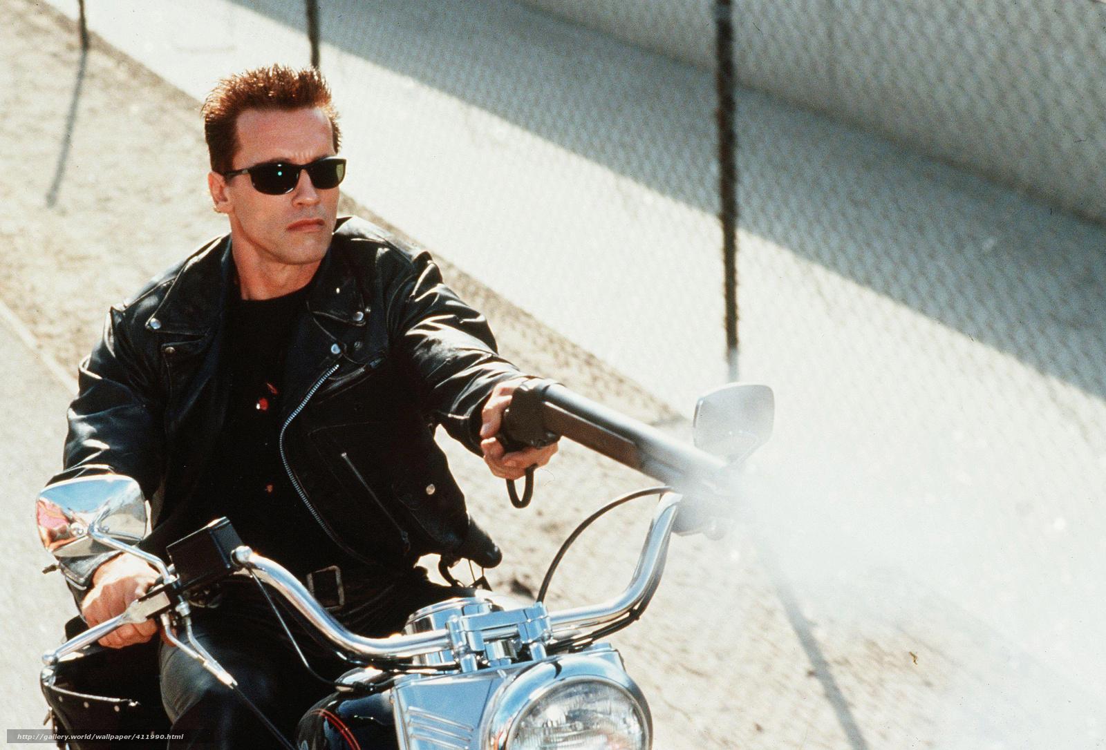 Знаменитость арни кадр мотоцикл