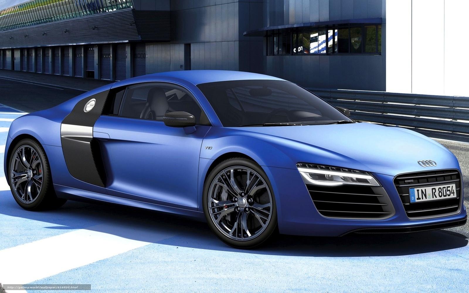 Tlcharger Fond D Ecran Voiture Papier Peint Bleu Audi