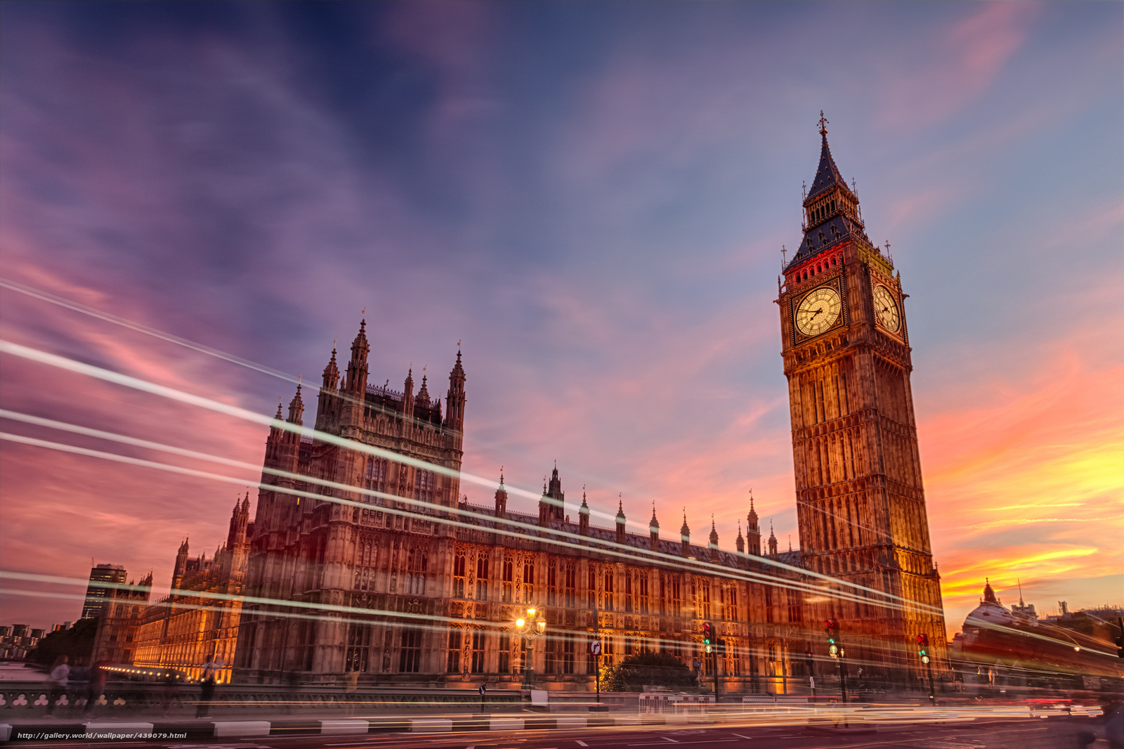 Рабочего стола город лондон англия