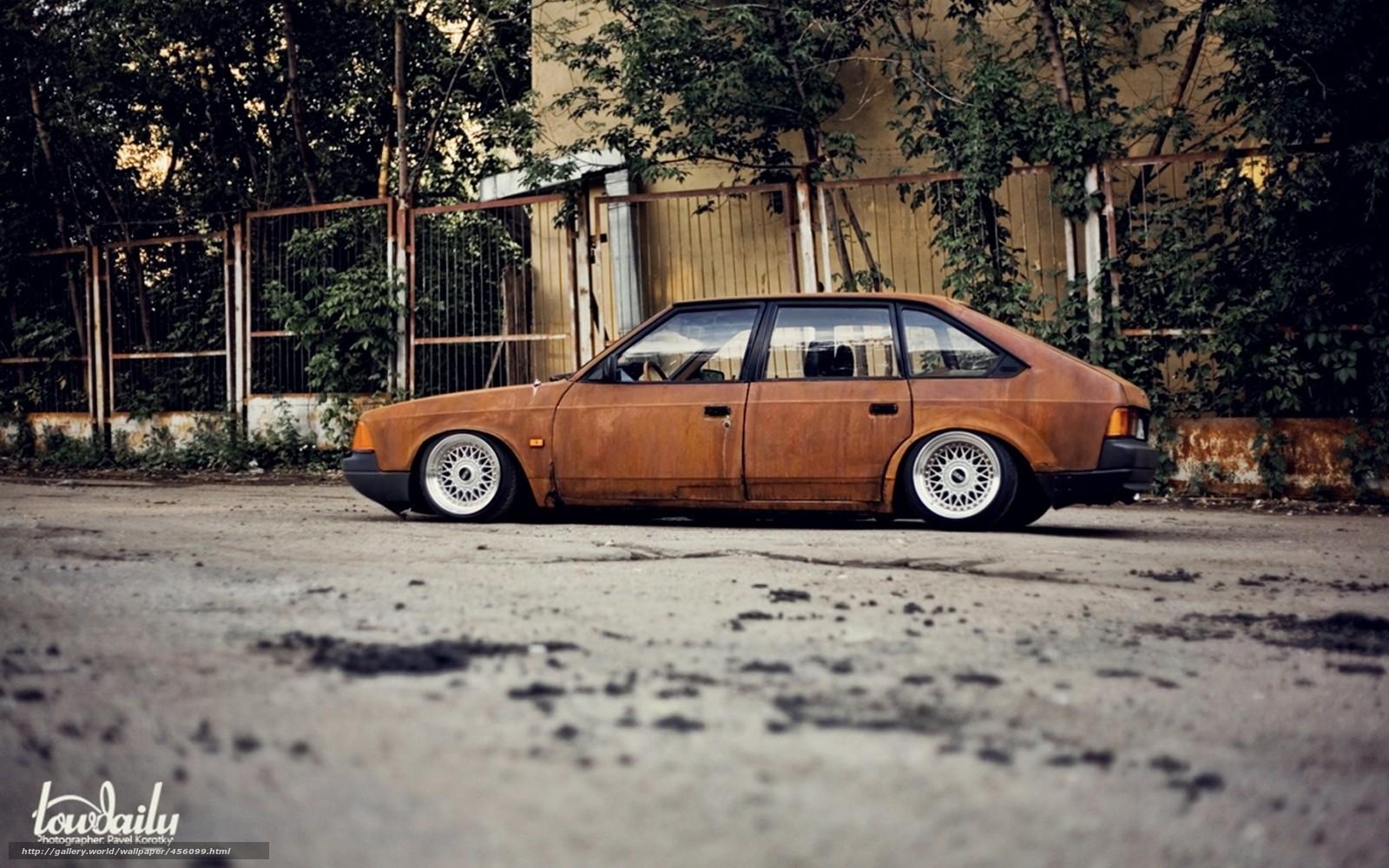 Ржавые машины фото 1