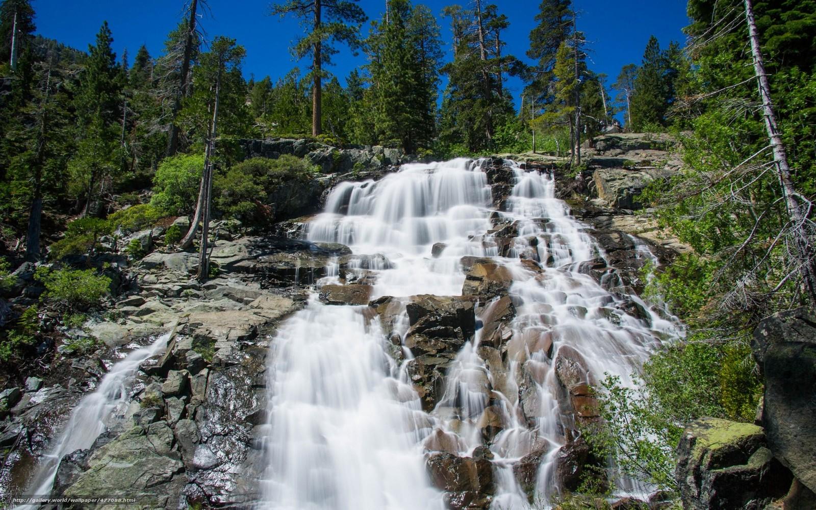 Водопад Скачать Бесплатно Обои