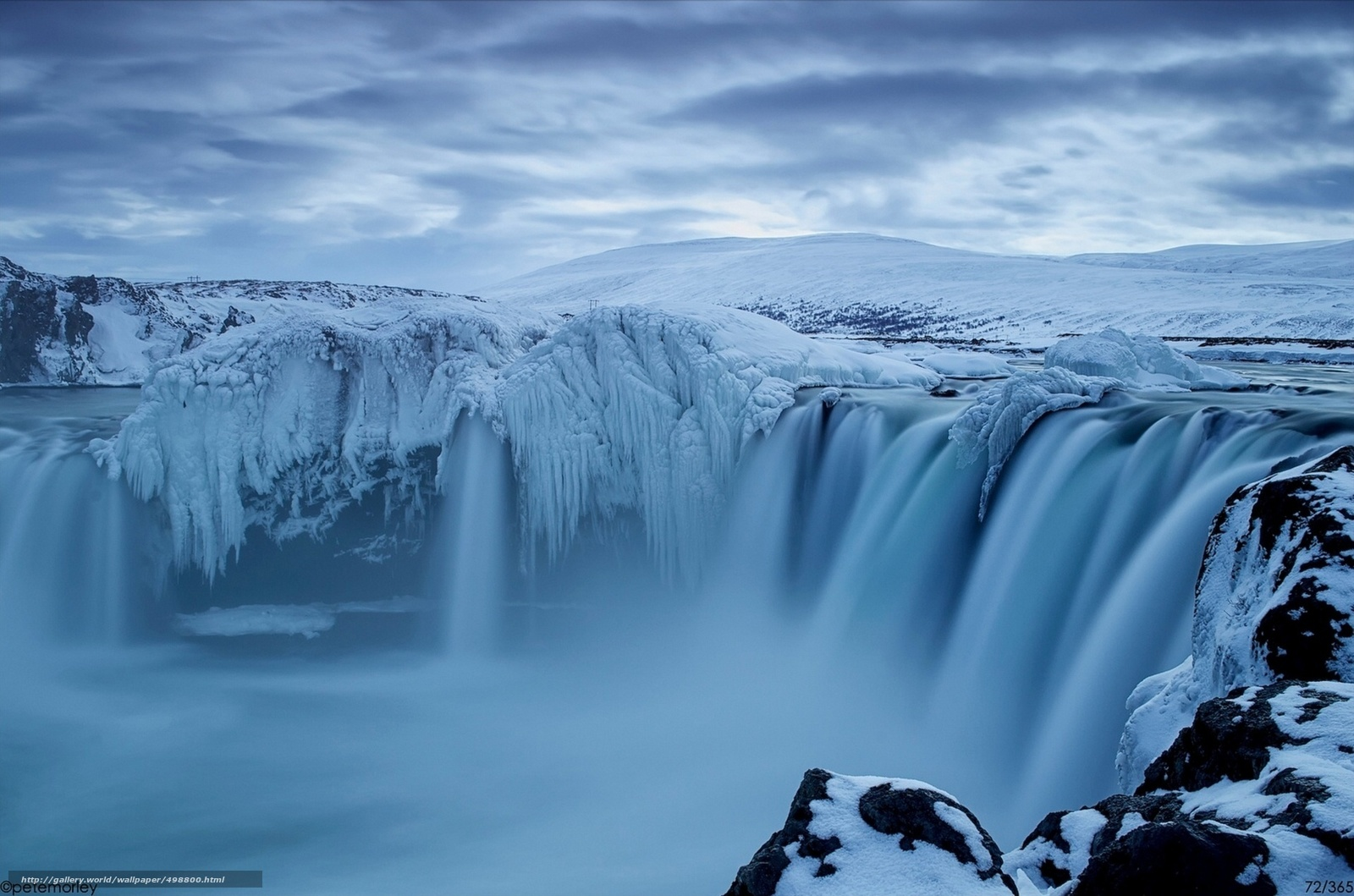 wallpaper godafoss iceland free - photo #2