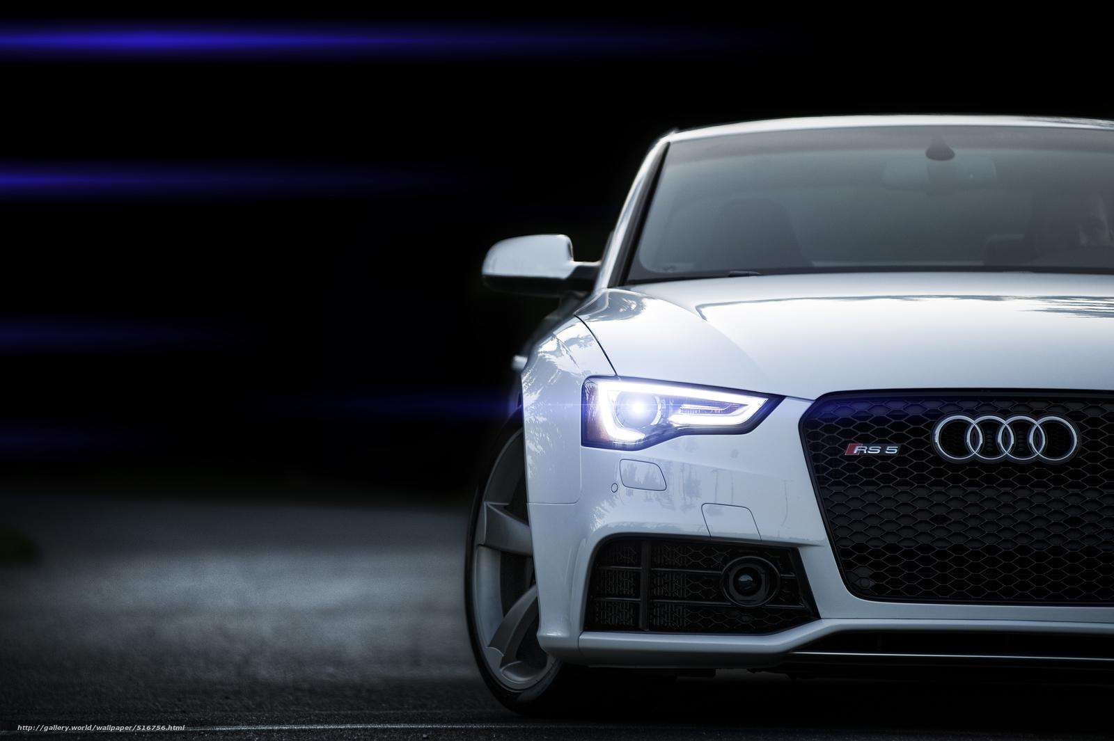Audi фото на рабочий стол