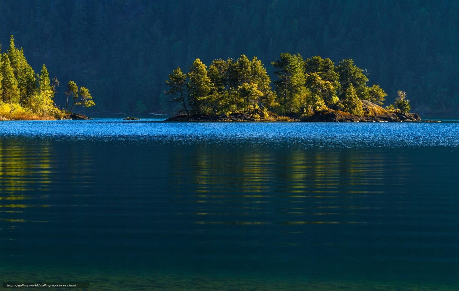 Download Wallpaper Cowichan Lake, Vancouver Island, Canada