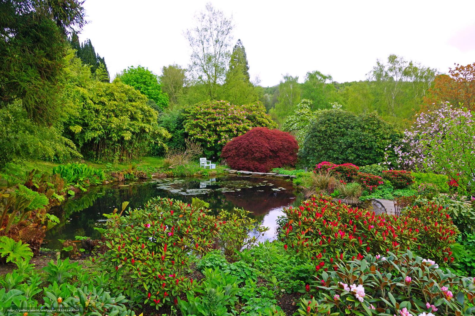 Tlcharger Fond D 39 Ecran Jardin Angleterre Tang Sevenoaks