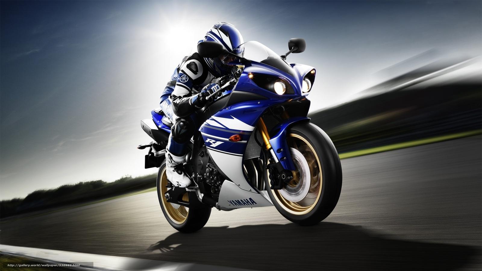 Ямаха мотоциклист мотоциклы