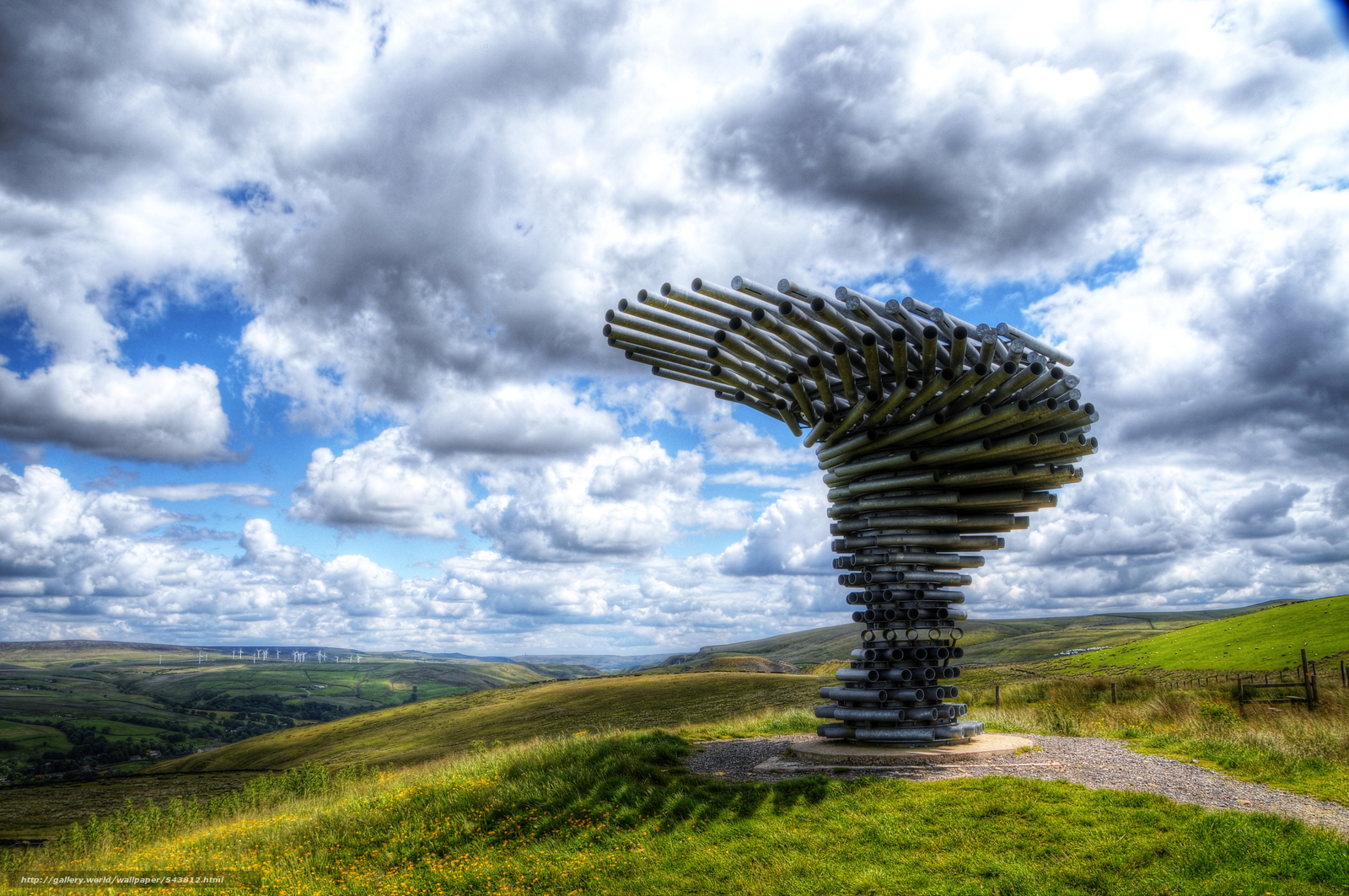 Where Is The Singing Ringing Tree