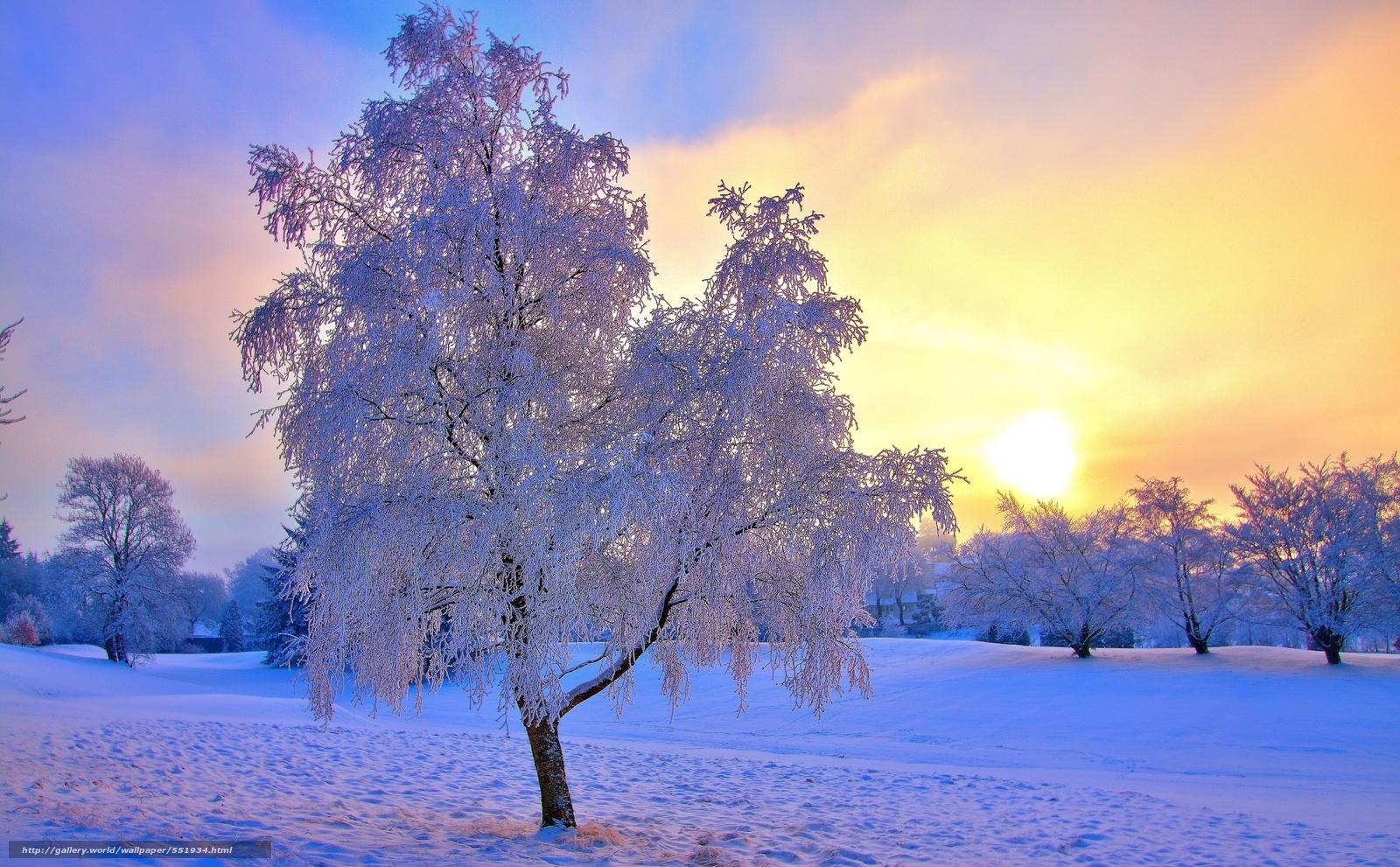 desktop wallpapers winter free download