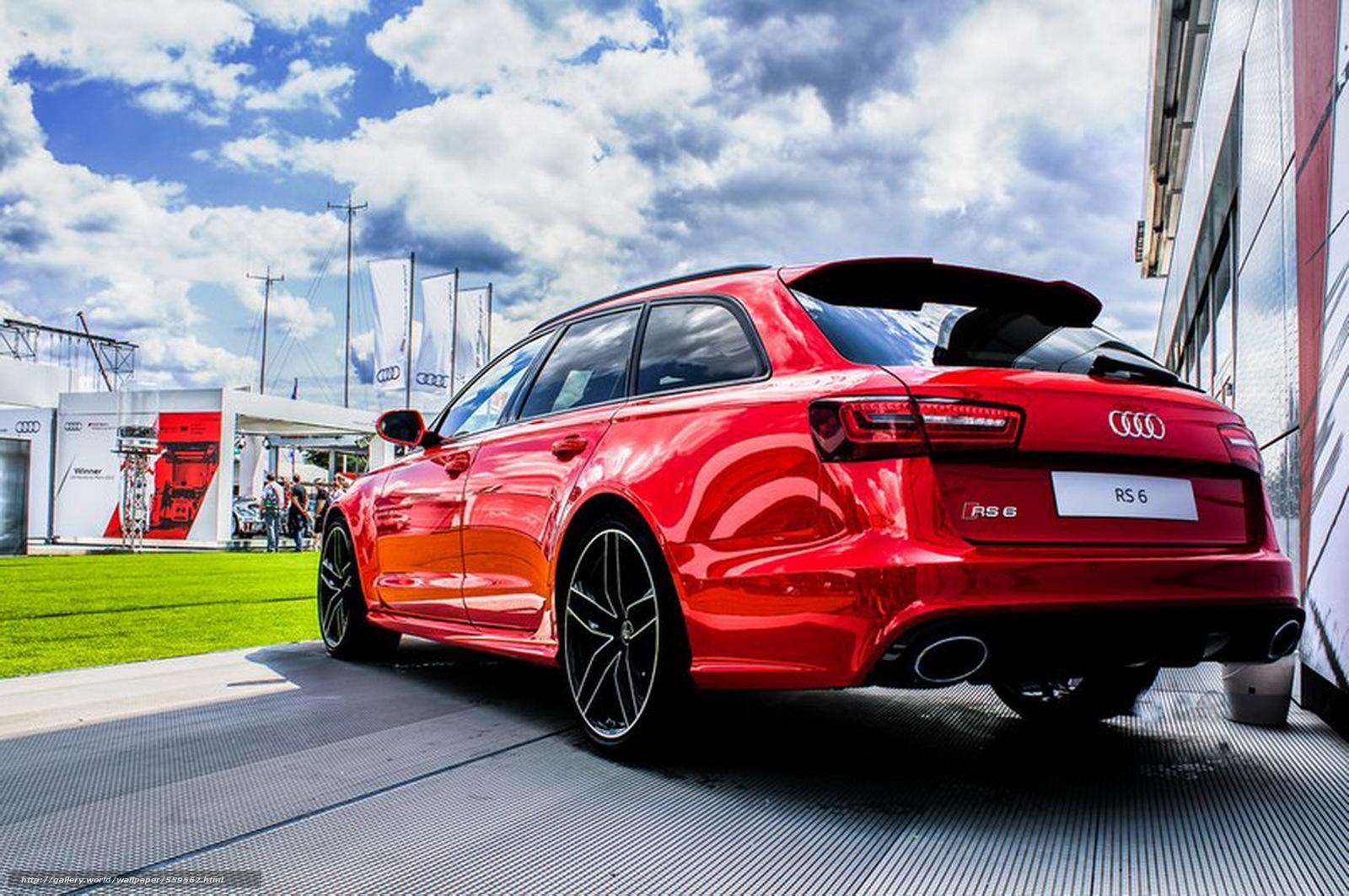 Tlcharger Fond D Ecran Audi Rs6 Audi Rouge Fonds D
