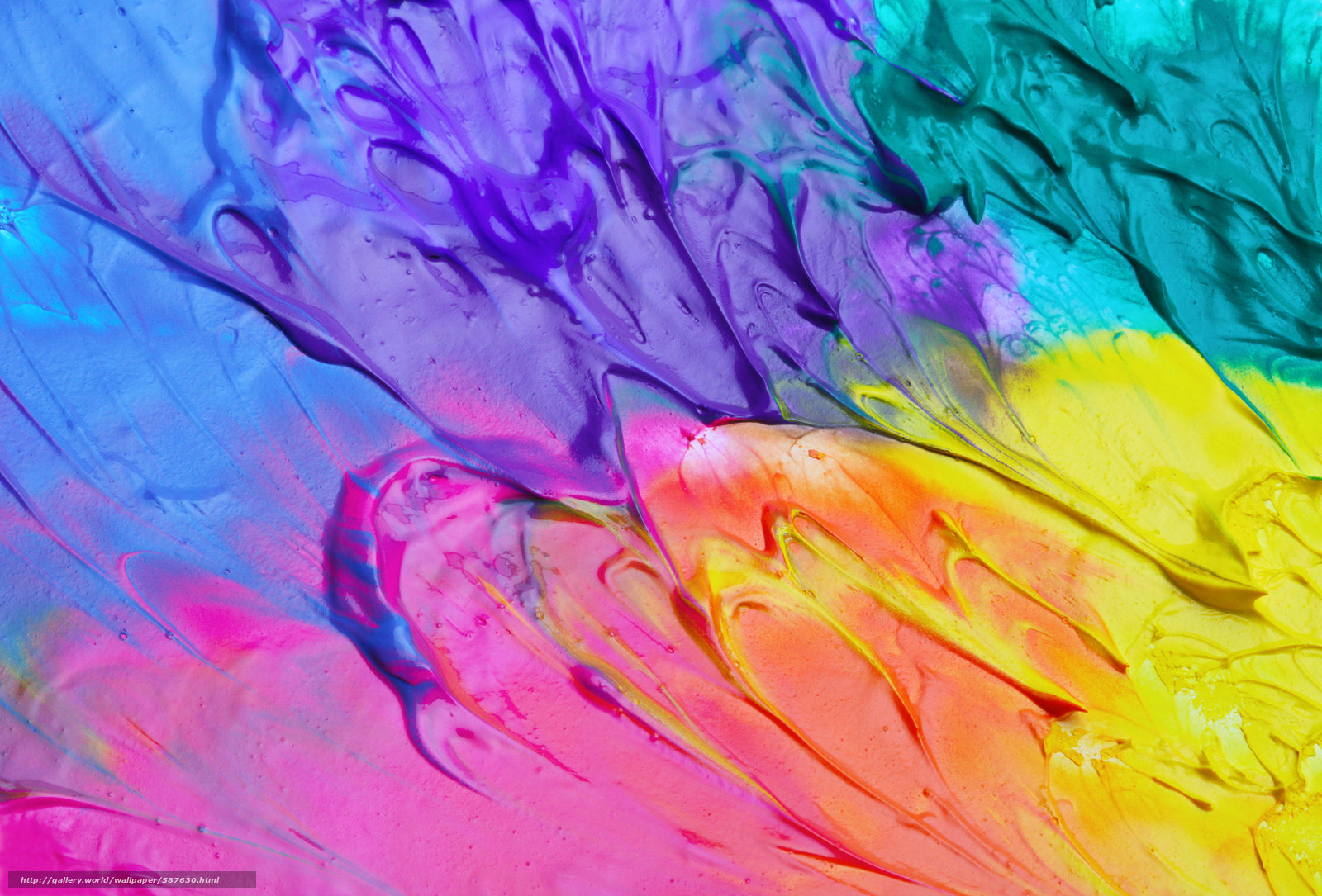 Tlcharger Fond d'ecran peintures, Multicolore, taches, couleur Fonds d'ecran gratuits pour votre ...