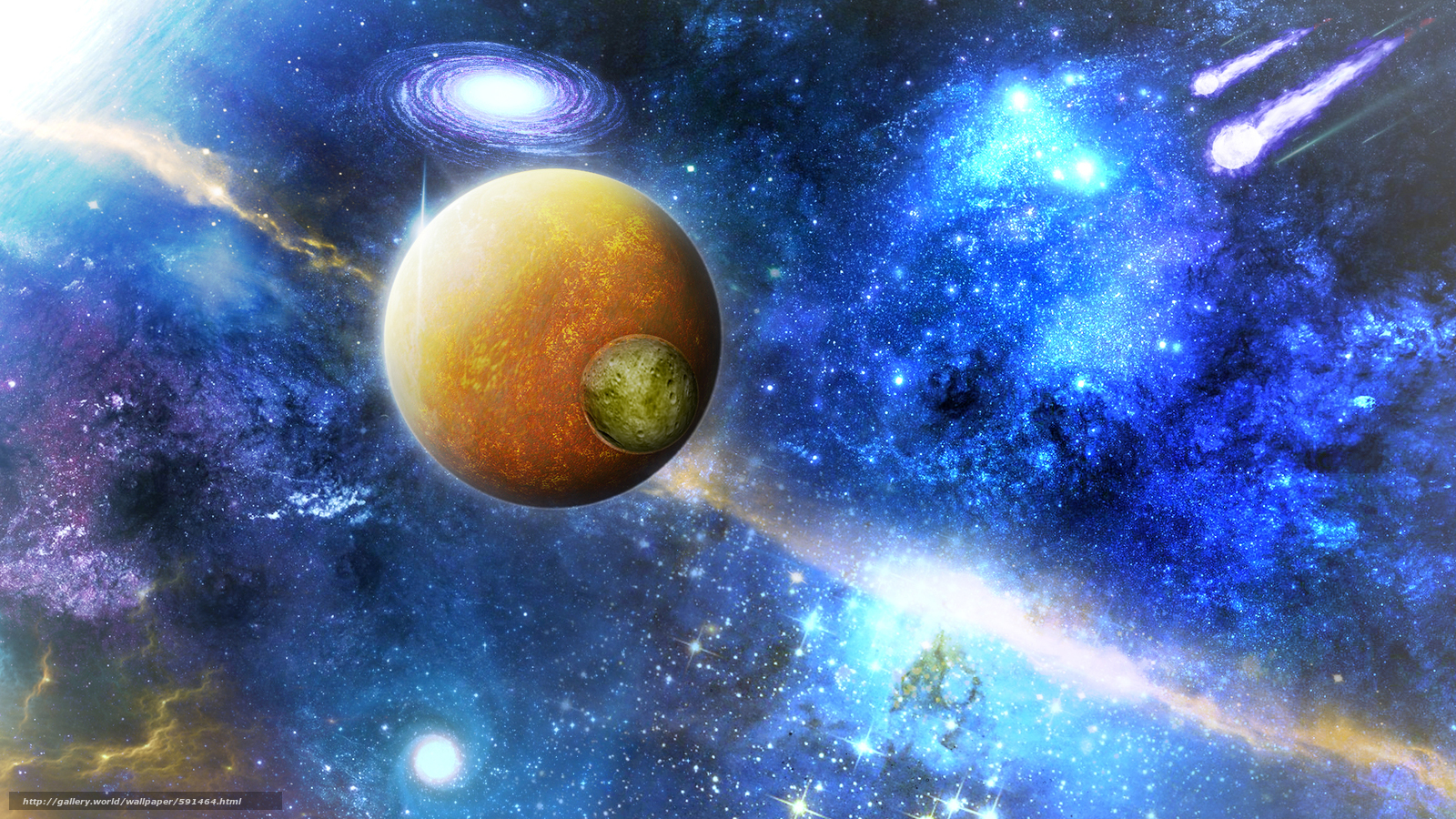 planets 3d windows background - photo #9