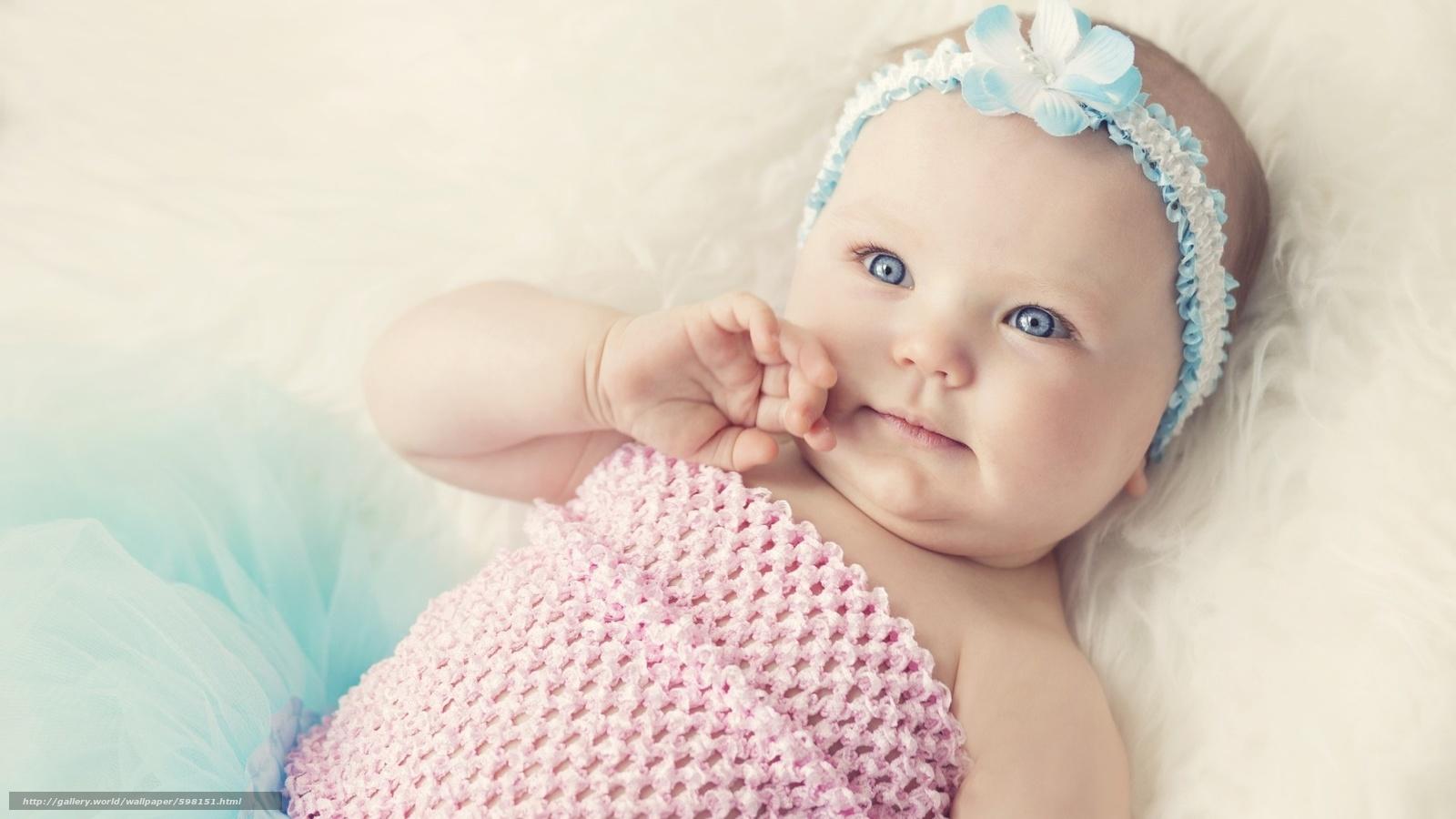 下载壁纸 婴儿, 可爱, 微笑 免费为您的桌面分辨率的壁纸 1920x1080