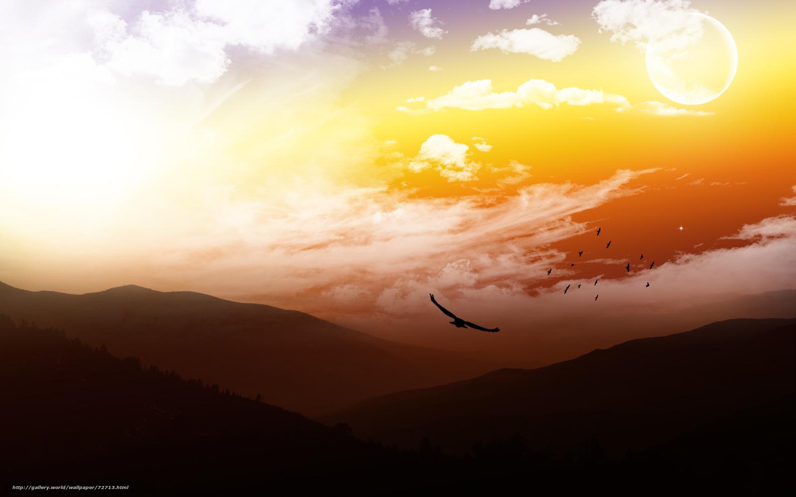 Tlcharger fond d 39 ecran paysage magnifique vues bombovsky for Super fond ecran