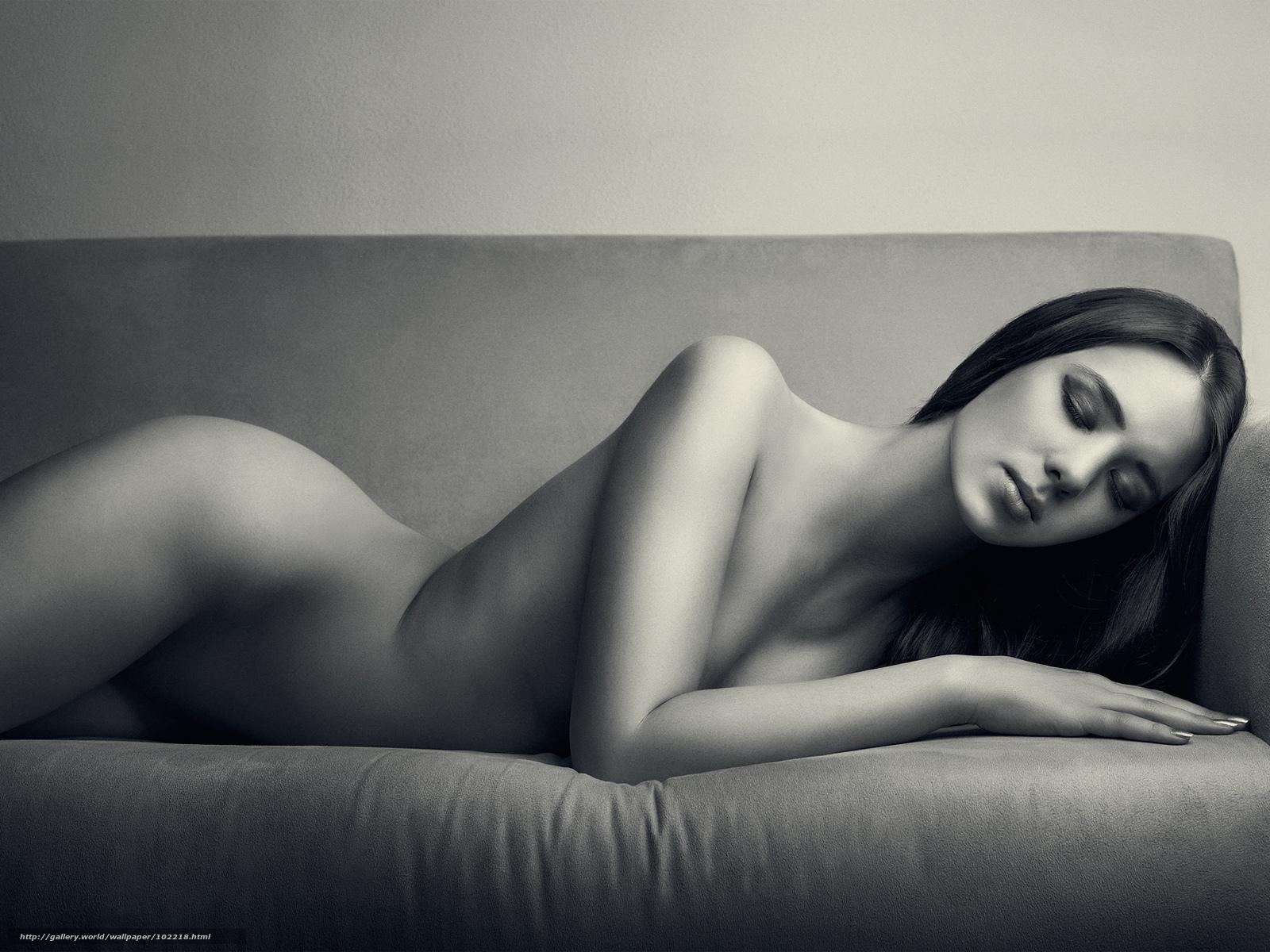 Чорно белые фотографии голых женшин 13 фотография