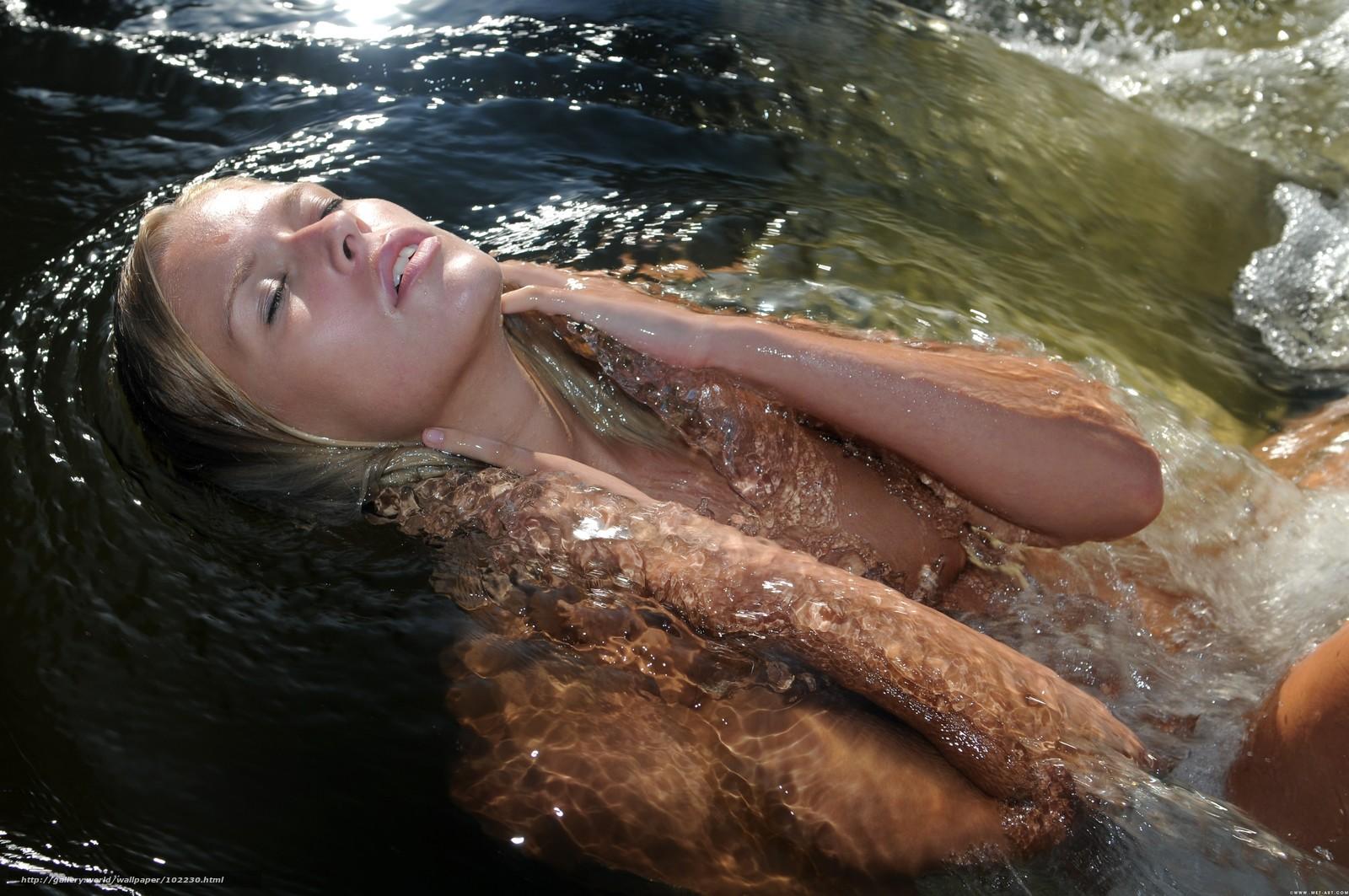 У моей девушки снизу мокро 17 фотография