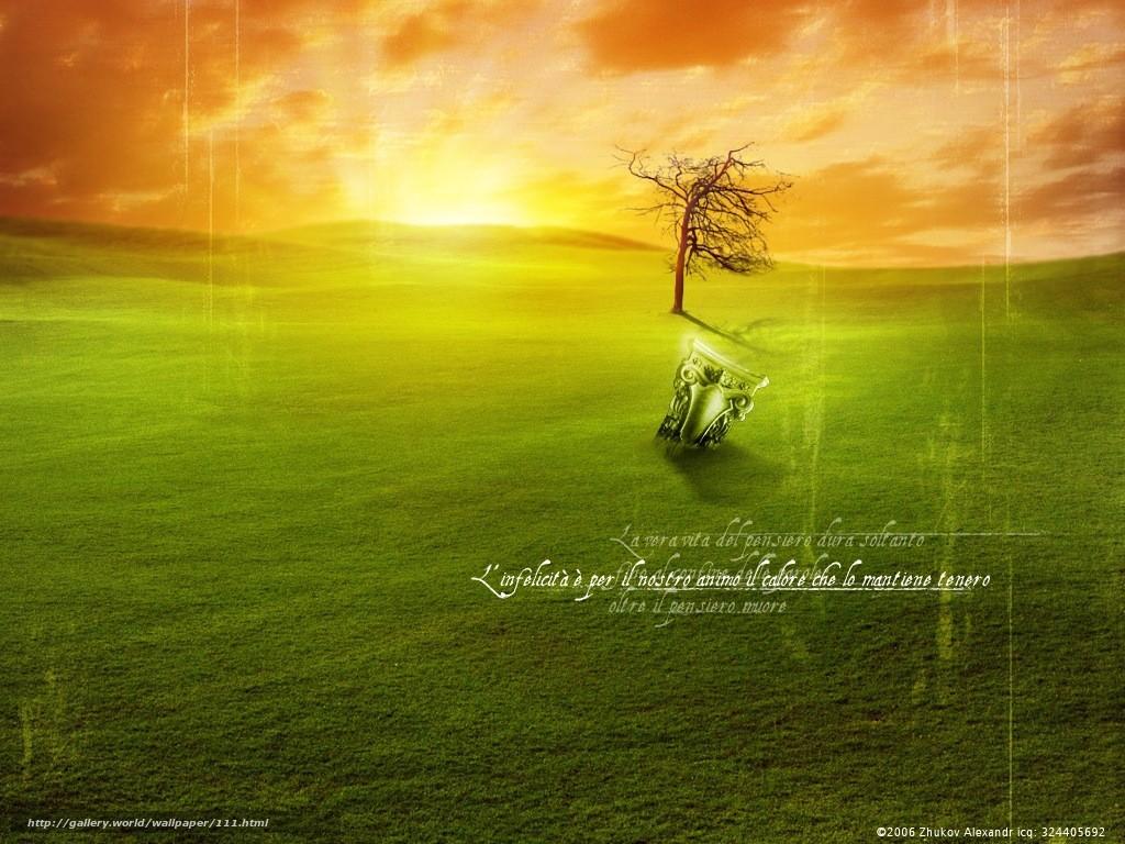 игры, артефакт, находка, закат, восход, зеленый газон