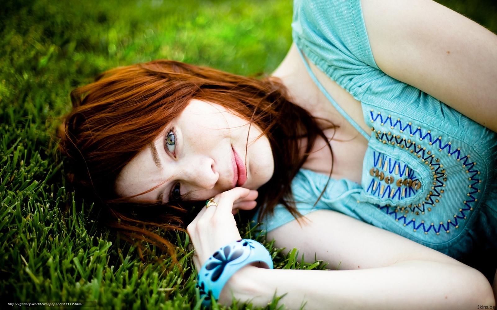 Рыжая девочка голая писька 26 фотография
