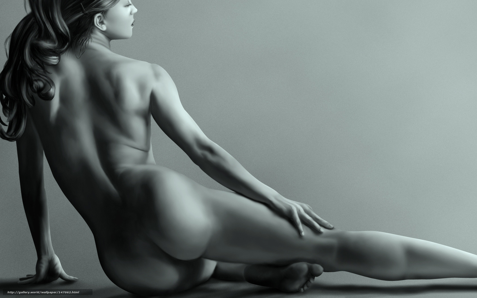 Фитнес женщины ню фото 27 фотография