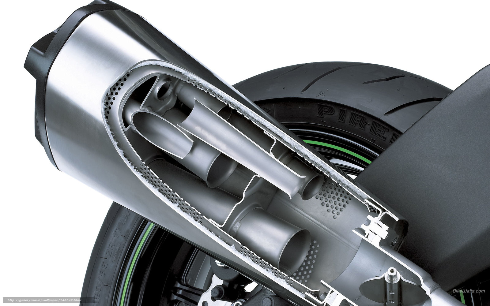 Ответы как сделать шум глушителя тише на мотоцикле? 72