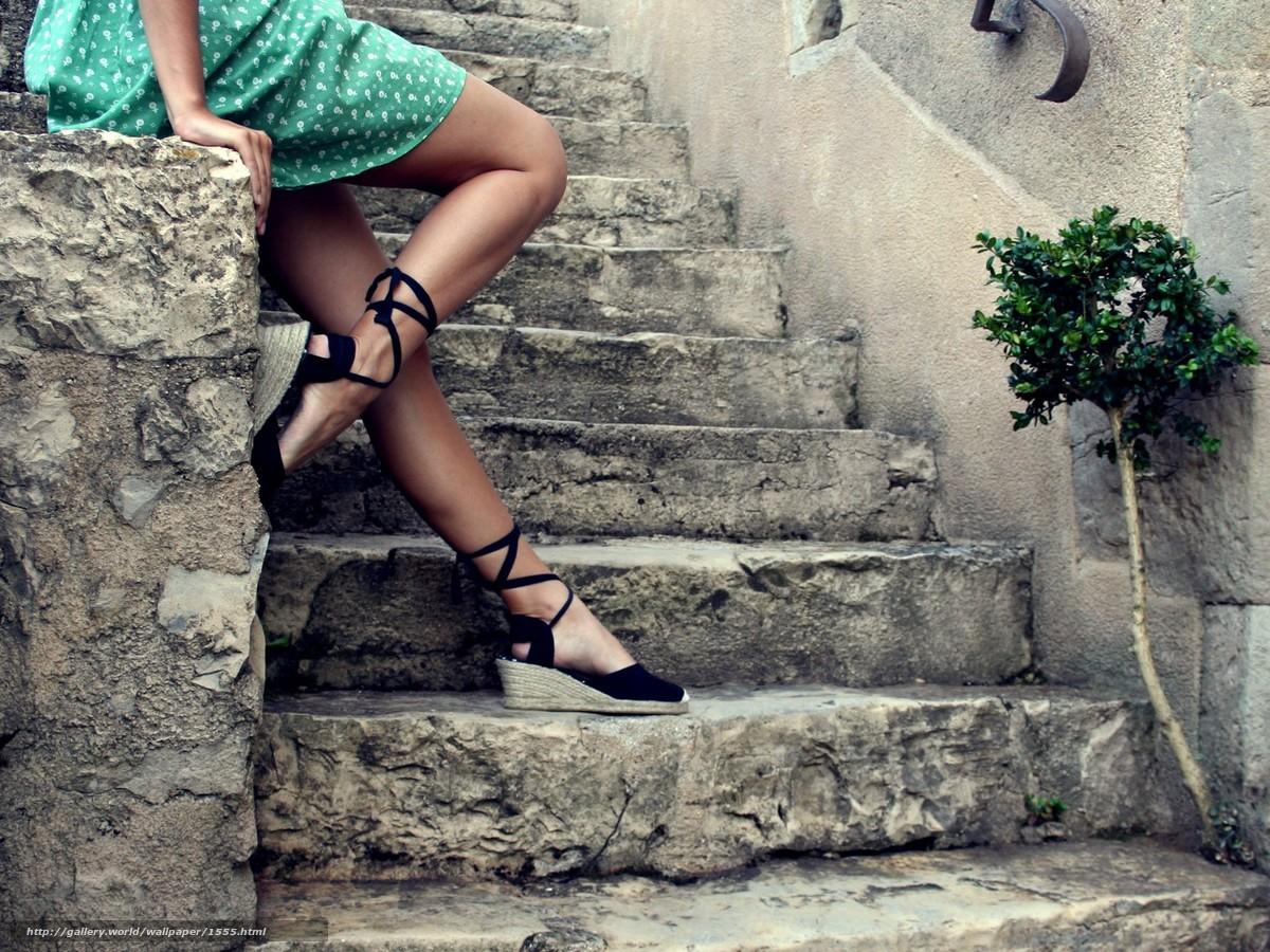 Раб ног девушки 6 фотография
