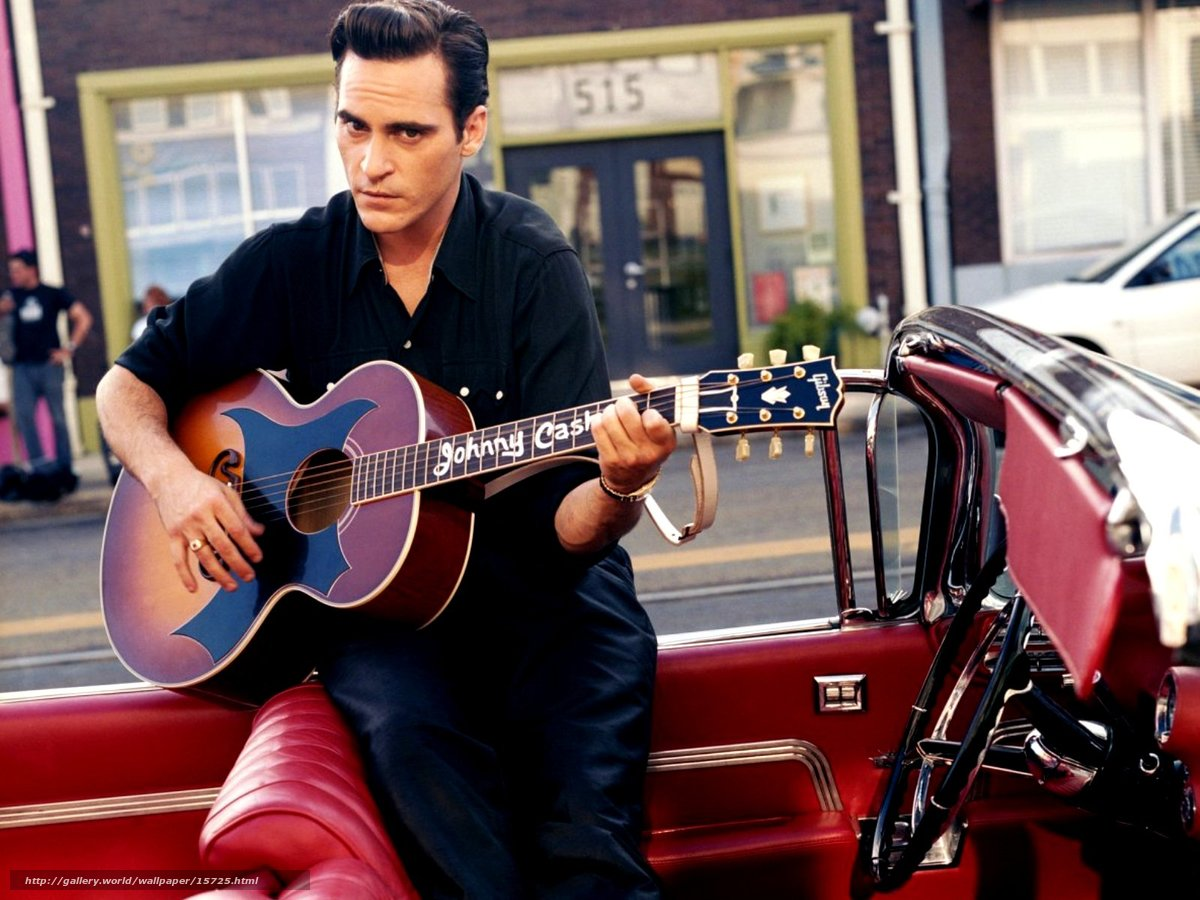 Songs from movie walk the line