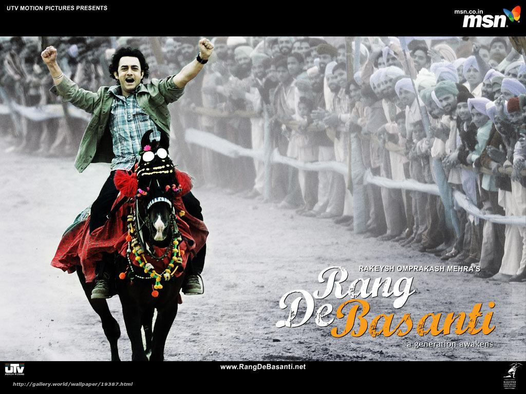 Rang De Basanti (2006) Mp3 Songs Download Free Hindi Movie