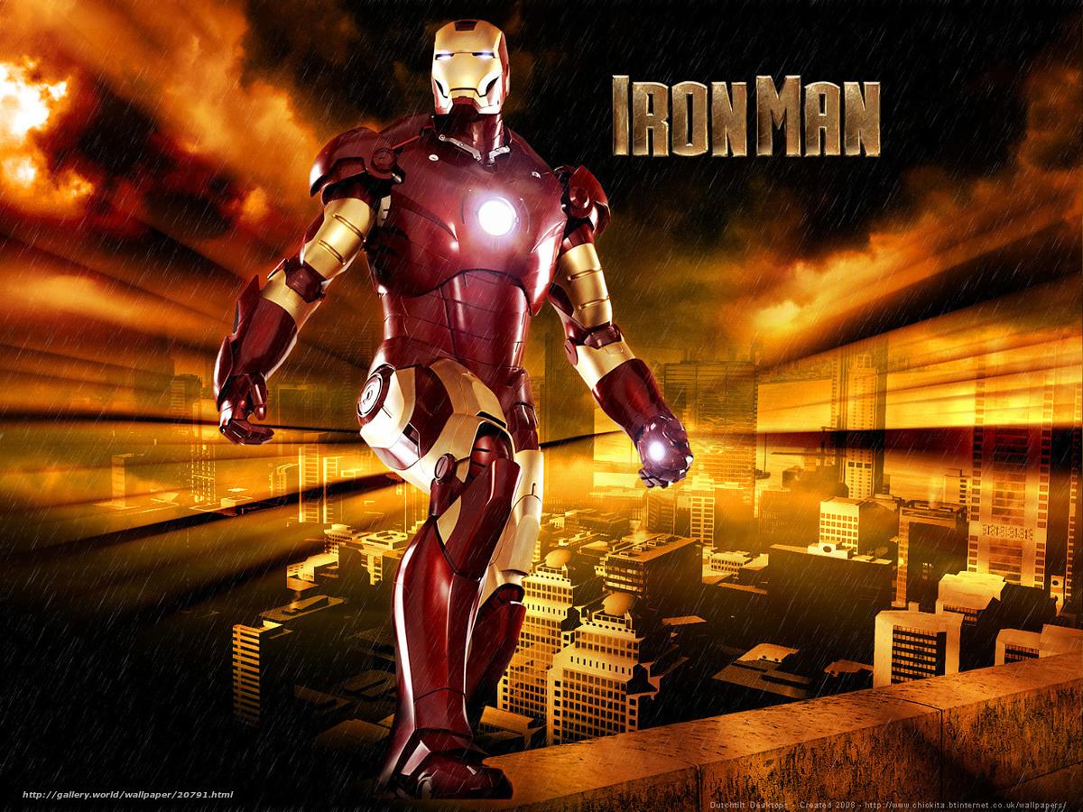 Ironman movie home
