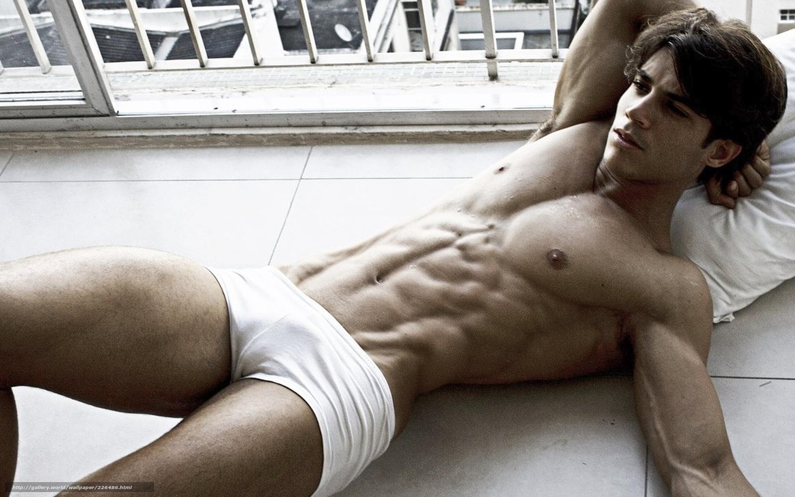 Сексуальние парни без одежды 10 фотография