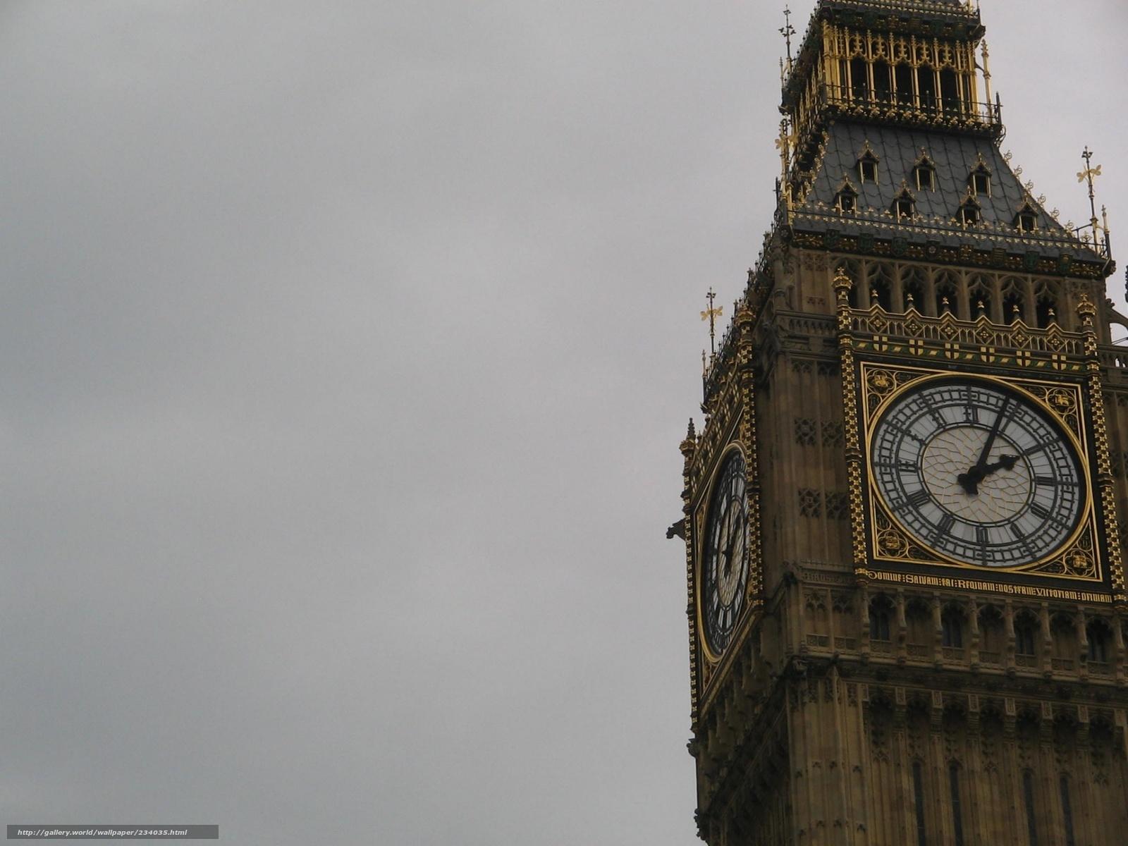 Англия лондон биг бен часы