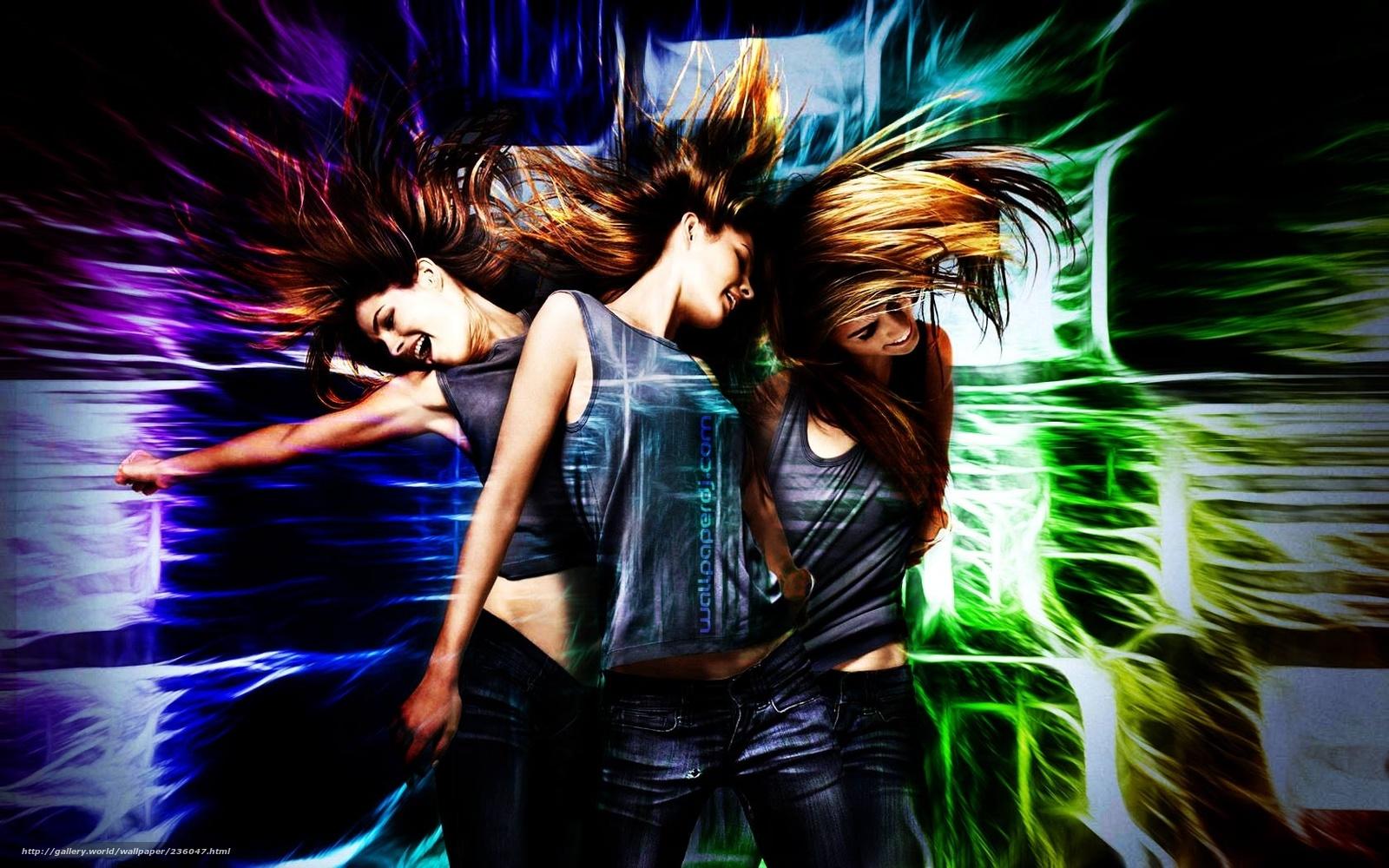 Ролик танцующие сибирские девушки 7 фотография