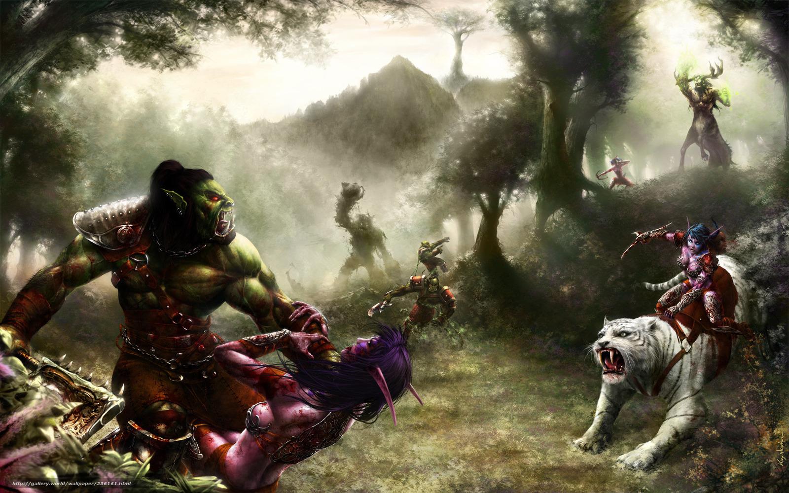 Orcs gang elfen nackt comic