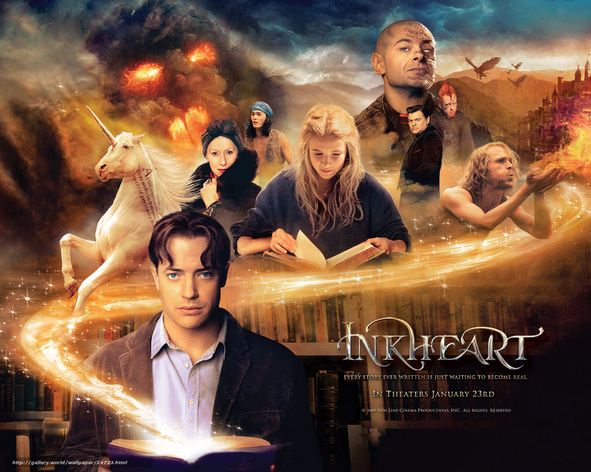 an analysis of inkheart about meggie and mo being able to read things out of a book