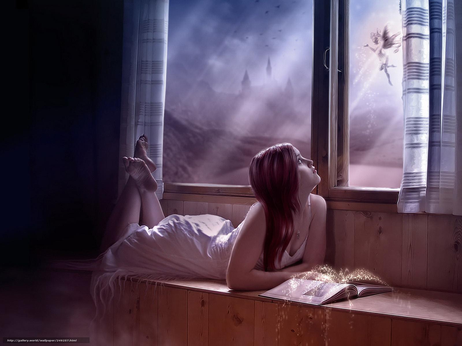 Фотографируя девушек в ночных окнах 3 фотография