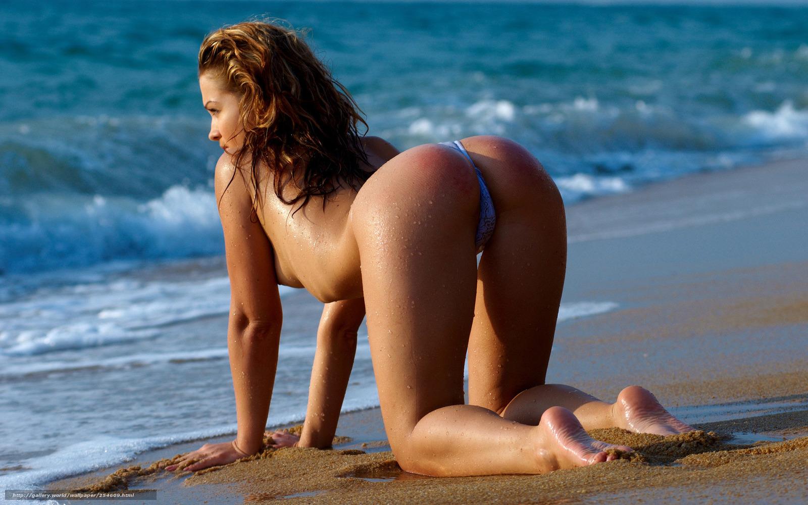 Фото секси телок на пляже 15 фотография