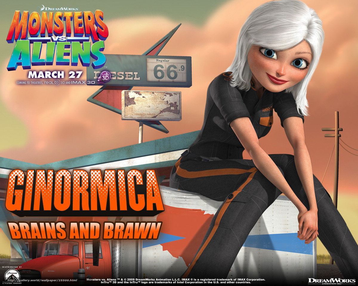 Monsters vs aliens pron hentai pictures