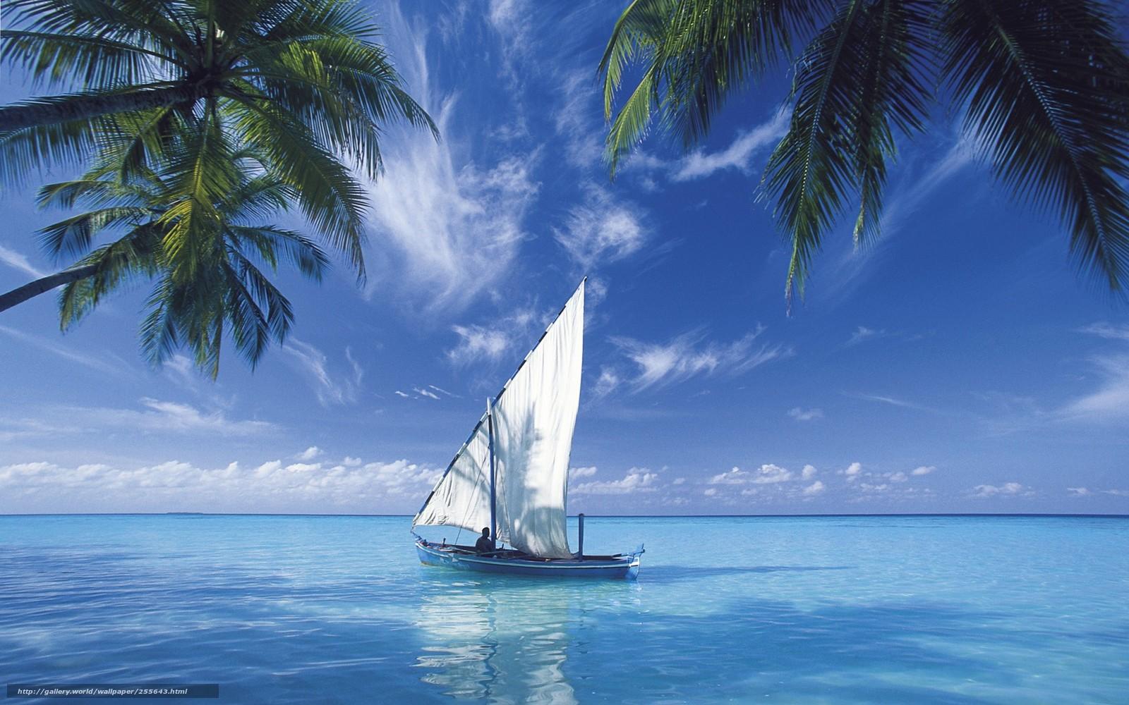 пейзажи, море, океан, красиво