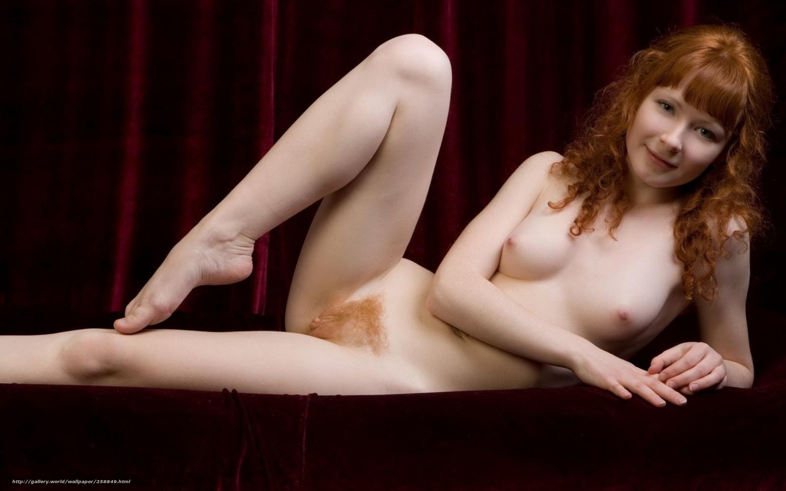 Рыжие небритые девушки фото 2 фотография