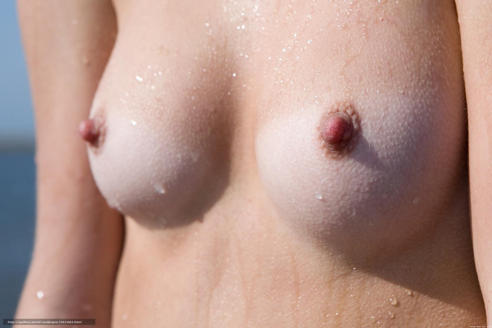 Торчащие соски и маленькая грудь 11 фотография