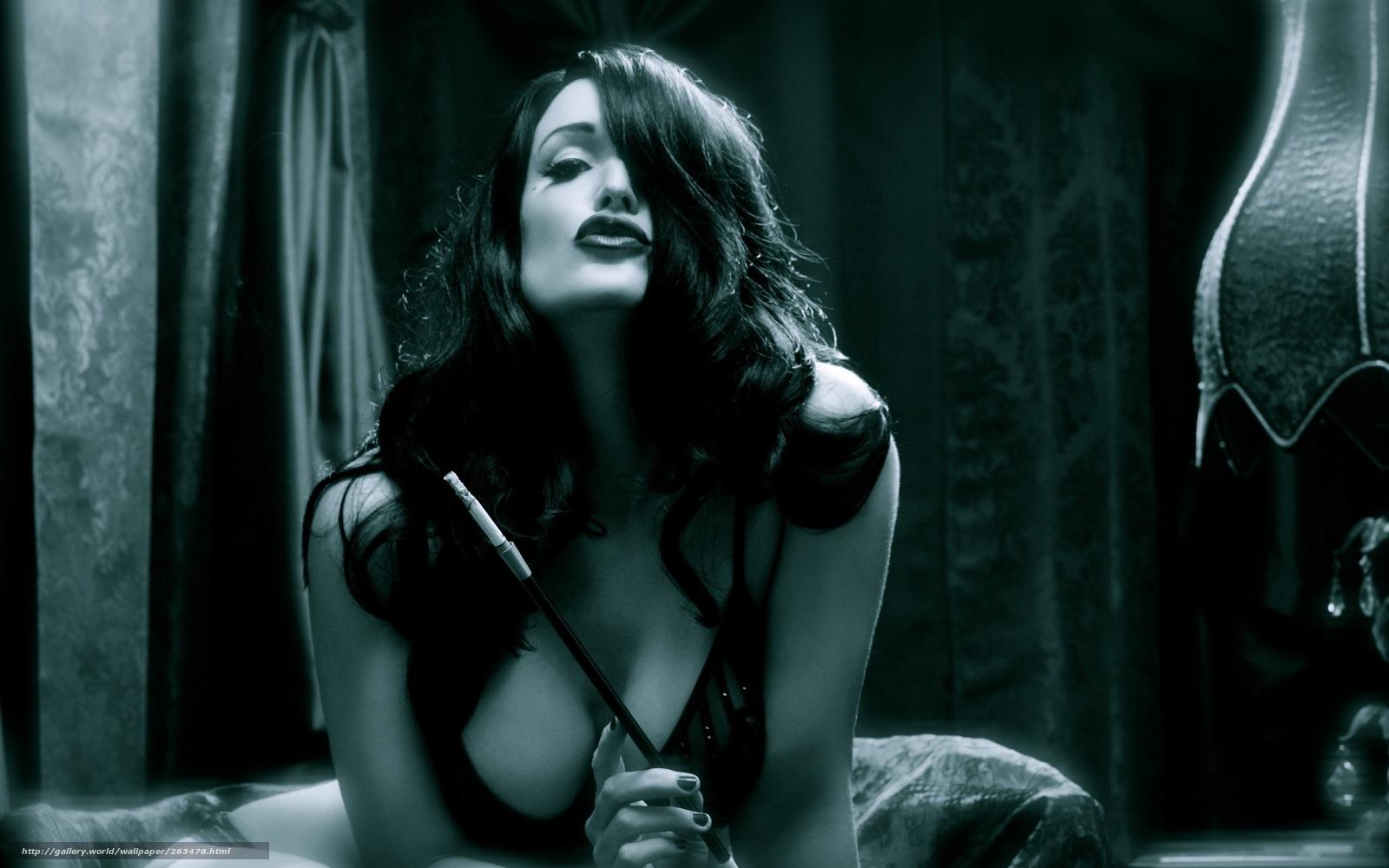 Фото сексуальные девушки с сигаретой 20 фотография