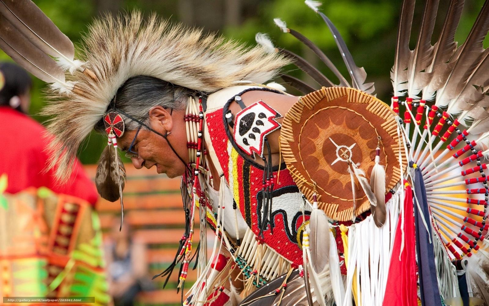 Американские индейцы обои на рабочий стол