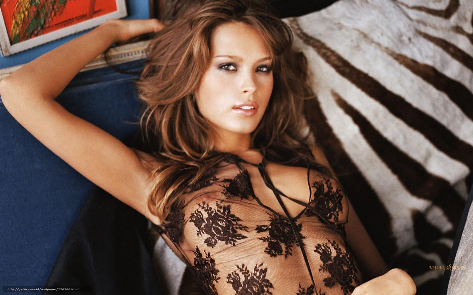 Фото в просвечивающей блузке 12 фотография