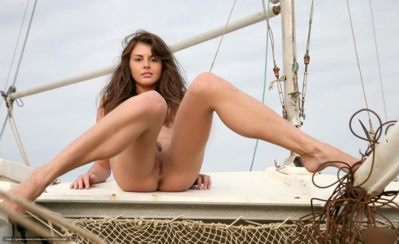 Яхта женщины эротика 10 фотография