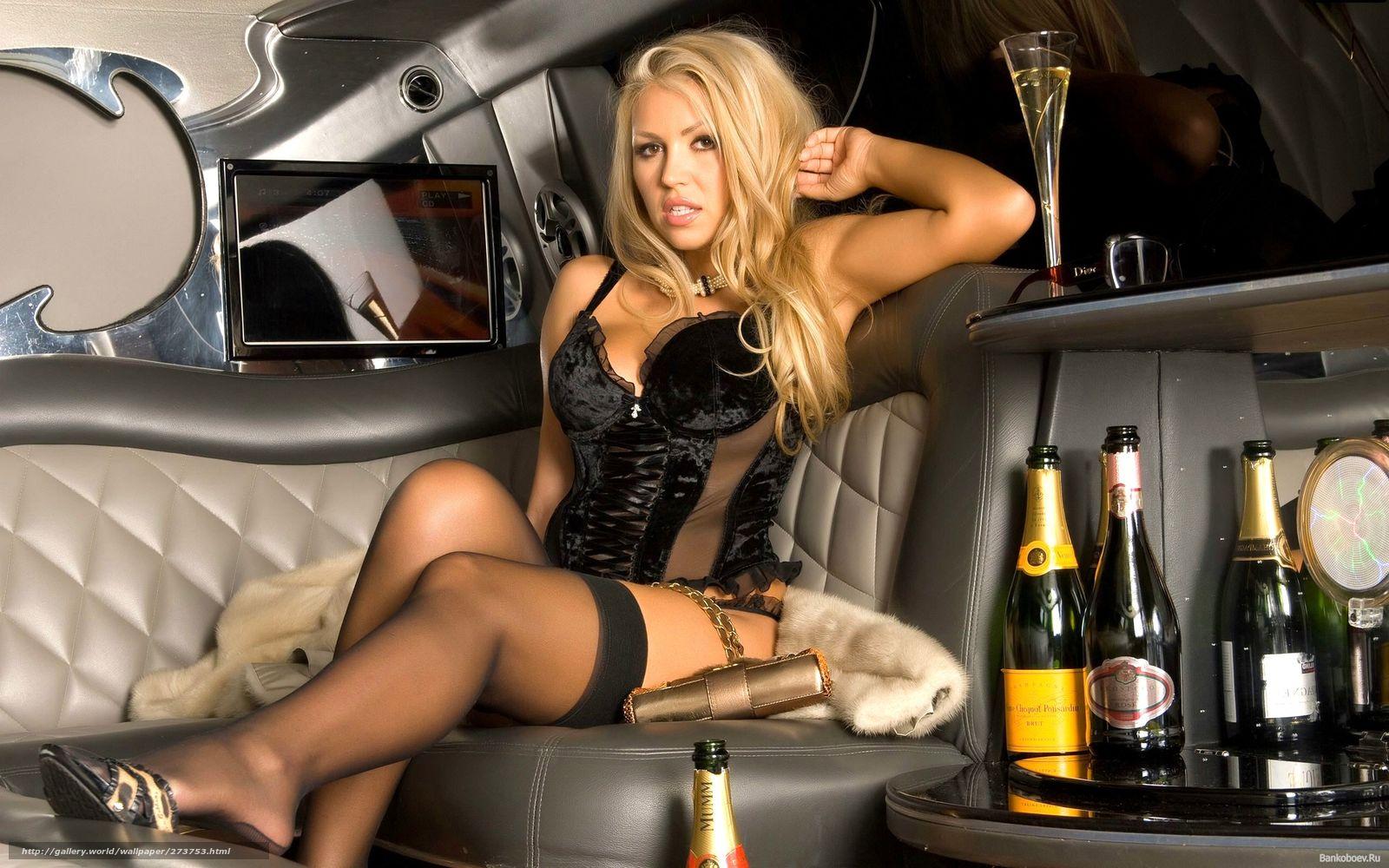 Секси блондинки в картинках 9 фотография
