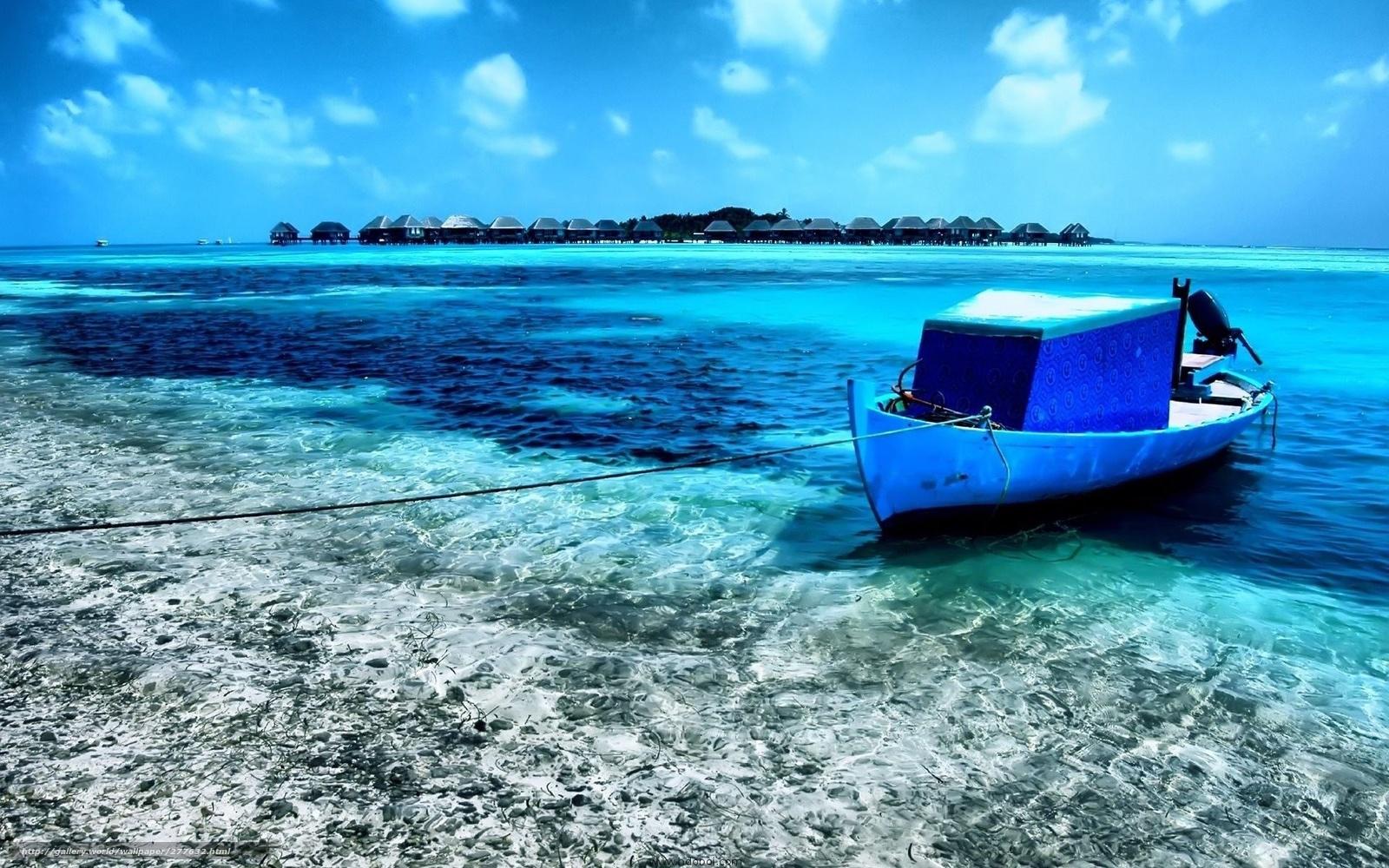 Картинки синее море - 6